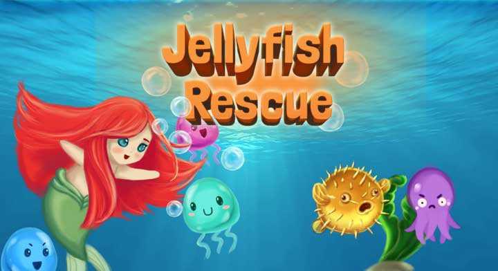 Jelly fish Rescue
