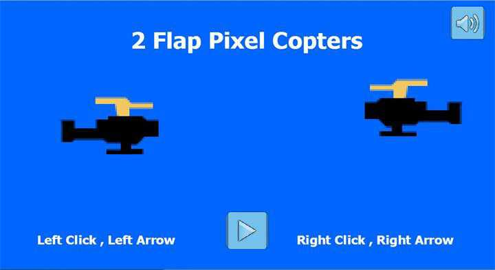 Pixel Copters